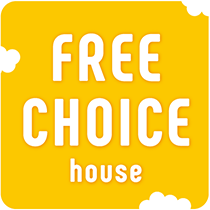 FREE CHOIDE houseのロゴ